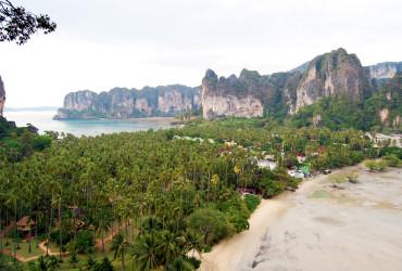 Krabi and Koh Hong Snorkeling Tour