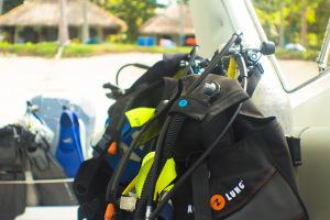 Diving trips Thailand Koh Yao Yai