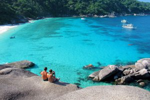 Similan Islands diving