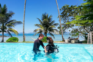 Scuba diving course in Thailand