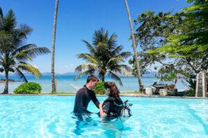 Kurz potápění v Thajsku